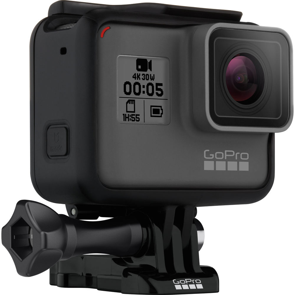 GoPro HERO5 BLACK (черный)