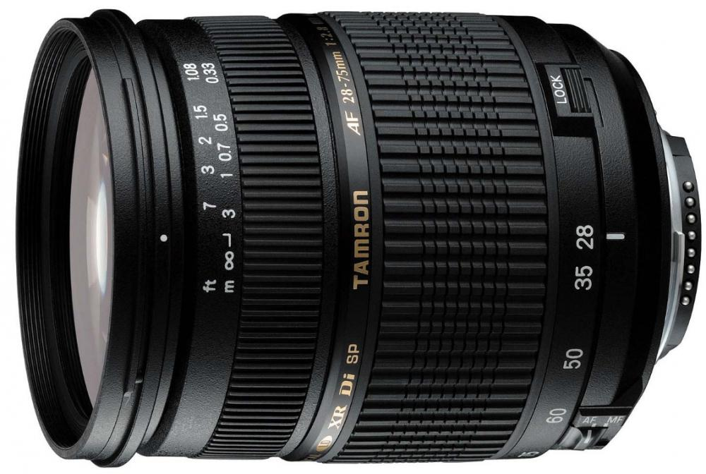 Tamron AF28-75 F2.8 XR Di LD for Canon