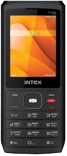 Intex Ultra 4000 (черный)