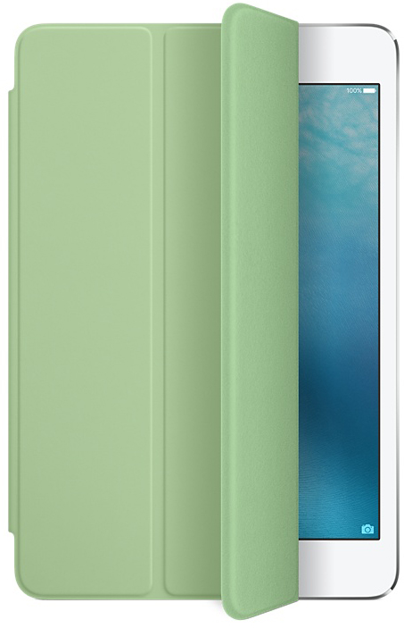 Обложка Apple Smart Cover для iPad mini 4 (мятный)