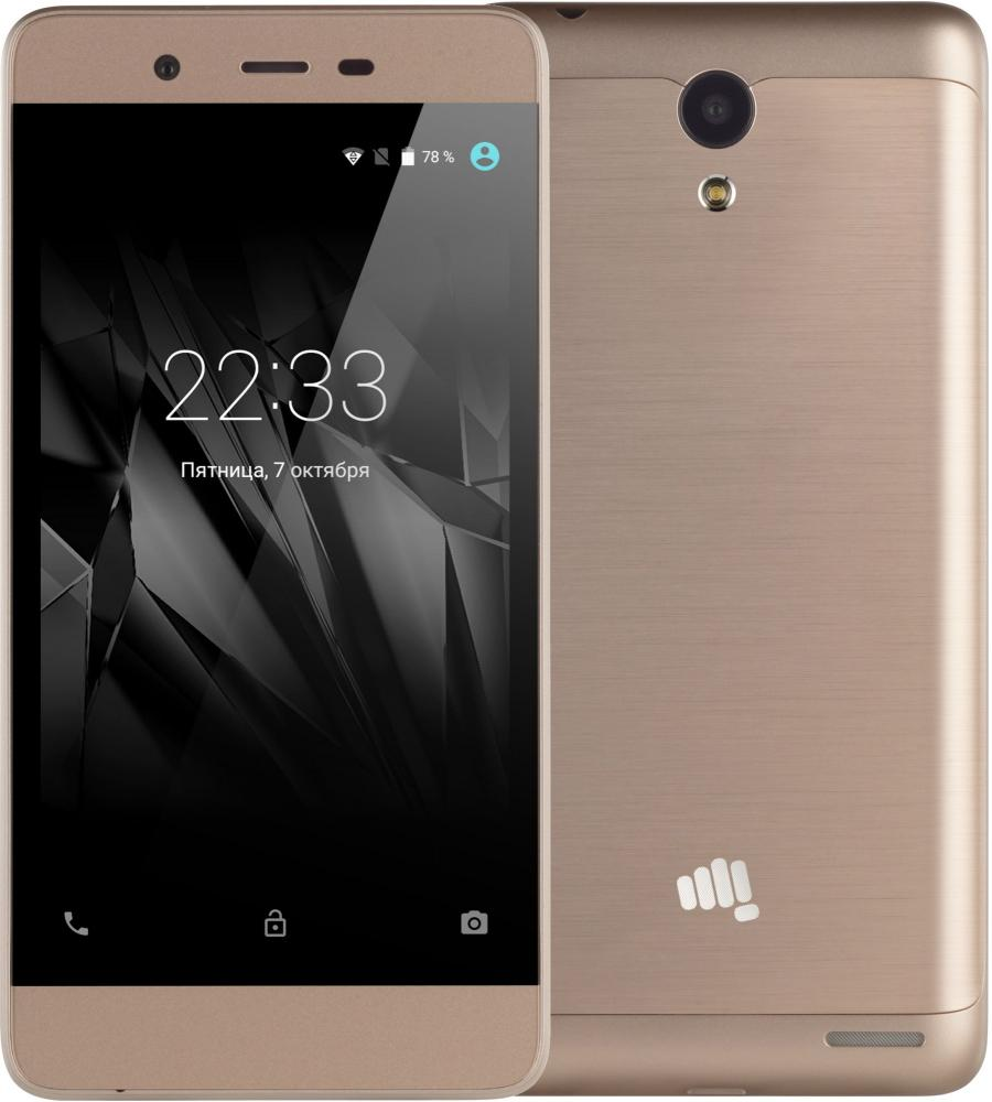 Micromax Bolt Warrior 1 Plus Q4101 (шампань)