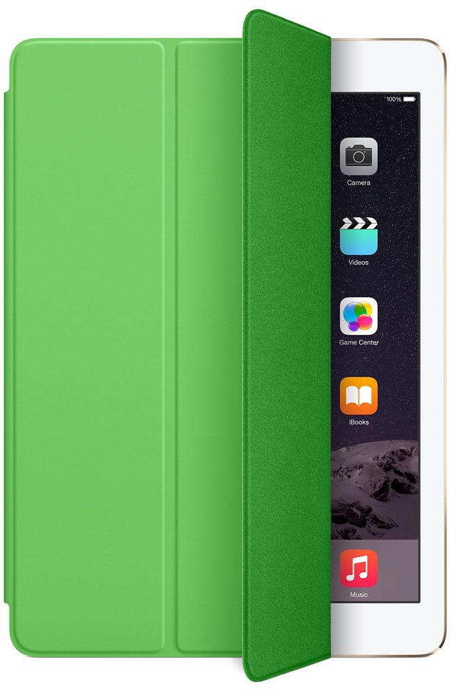 Обложка Apple Smart Cover для iPad Air/ iPad Air 2 (зеленый)