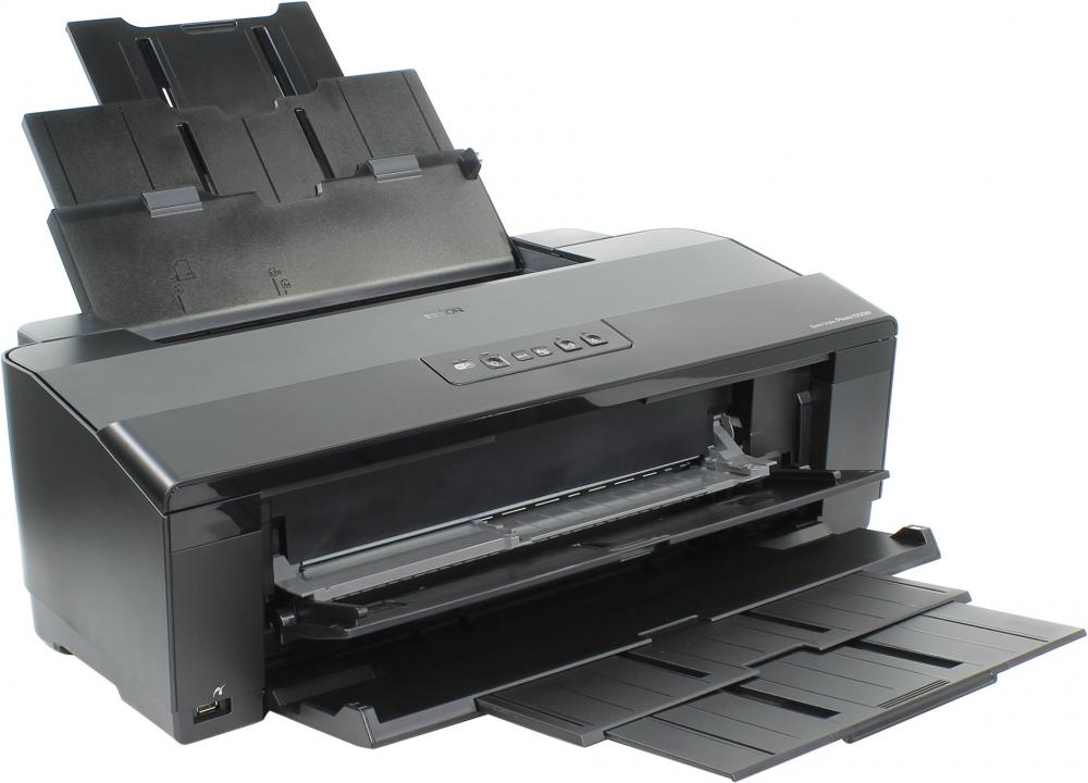 Epson Stylus Photo 1500W (черный)