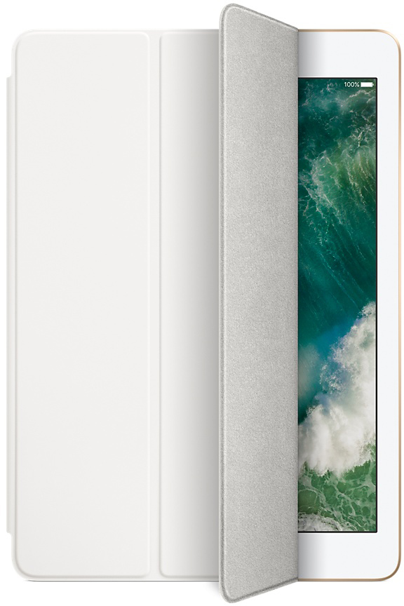 Обложка Apple Smart Cover для для iPad (белый)