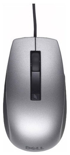 Dell Laser USB Mouse (серебристый)