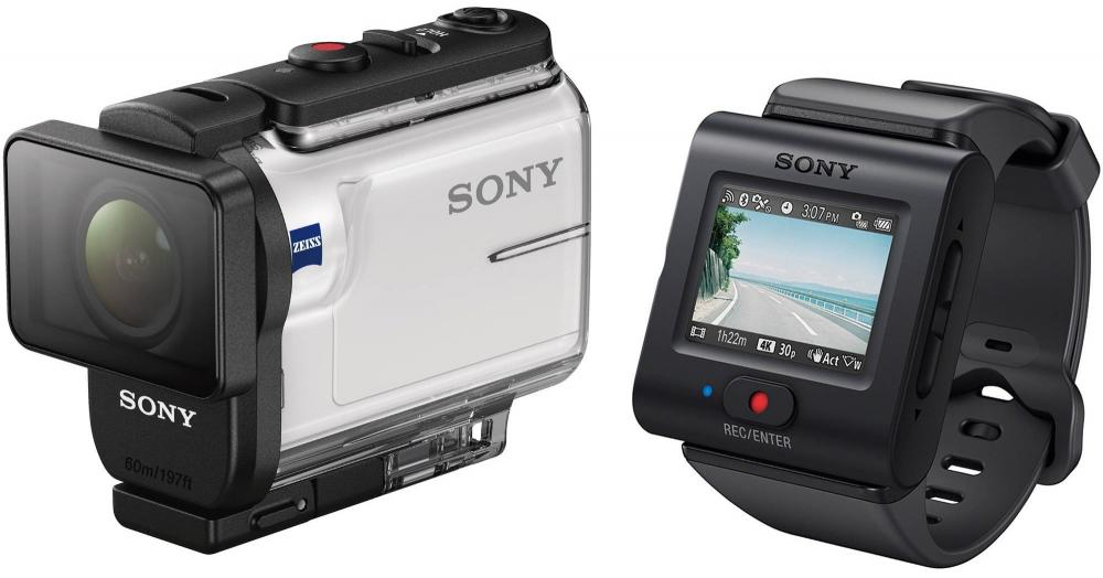 Sony HDR-AS300R (белый)