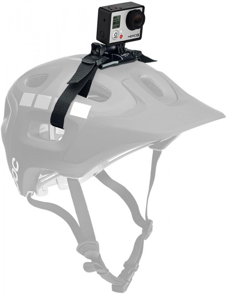 GoPro Vented Head Strap Mount на шлем для HERO/ HERO 3/ HERO3+ от GoPro