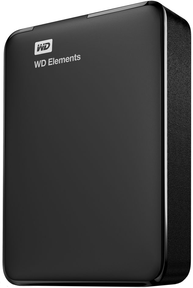 WD Elements Portable 2TB 2.5