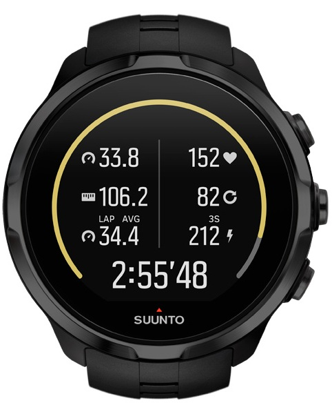 Suunto SPARTAN SPORT WRIST HR ALL BLACK колонка ibest hr 800 black