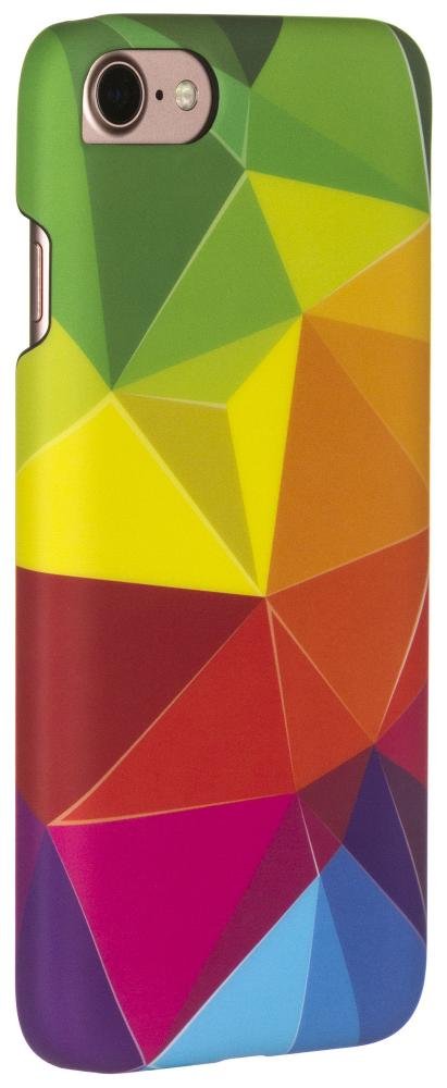 i-Paint Hard Case Rainbow для Apple iPhone 7 (с рисунком)