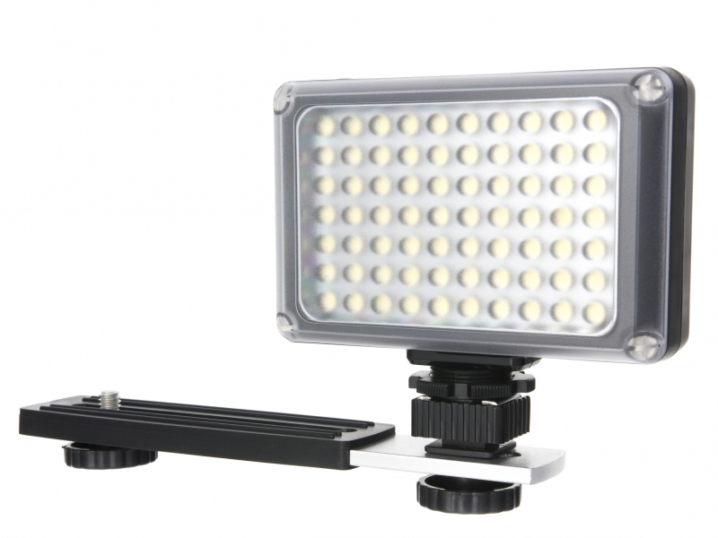 Yongnuo LED YN-0906II, 70 leds (черный) LED YN-0906II, 70 leds (черный)