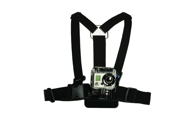 GoPro Chest Mount Harness GCHM30 на груди