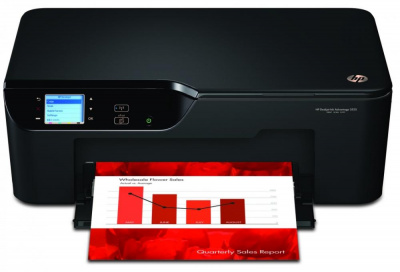 HP Deskjet Ink Advantage 3525 All-in-One (CZ275C)
