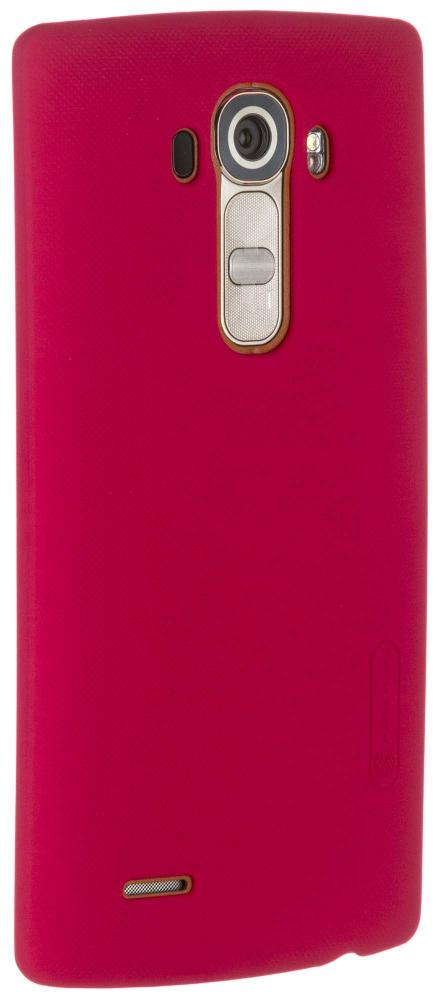 Клип-кейс Nillkin Super Frosted Shield для LG G4 (красный) energea energea nylotough