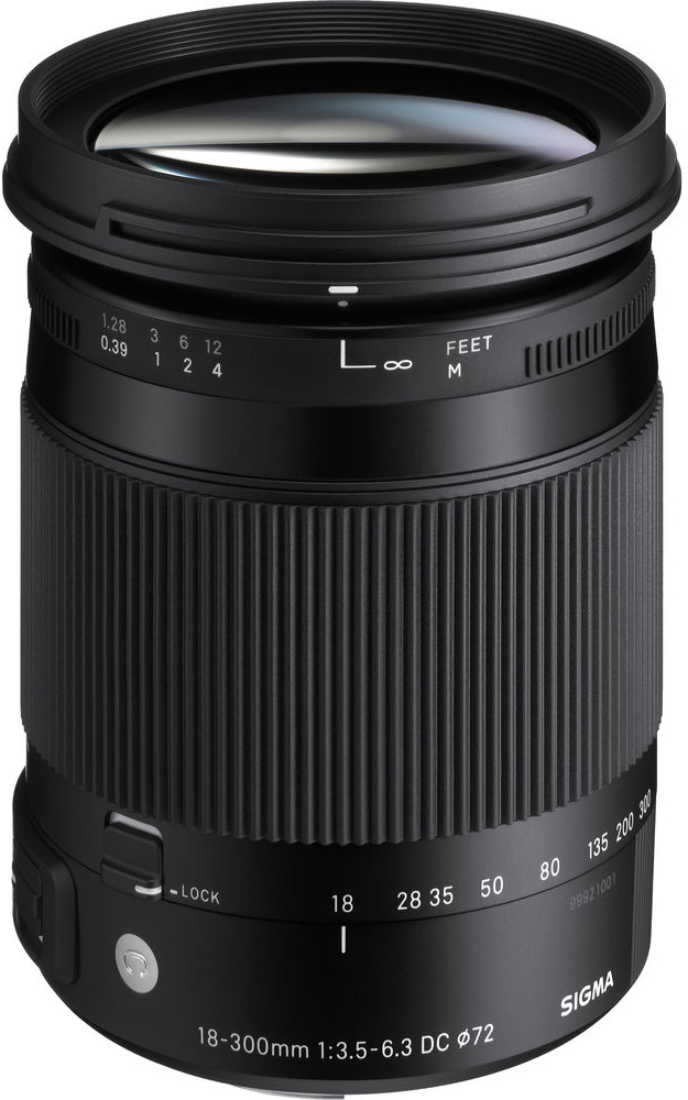 �������� Sigma AF 18-300mm F3.5-6.3 DC MACRO OS HSM/C CANON (������)
