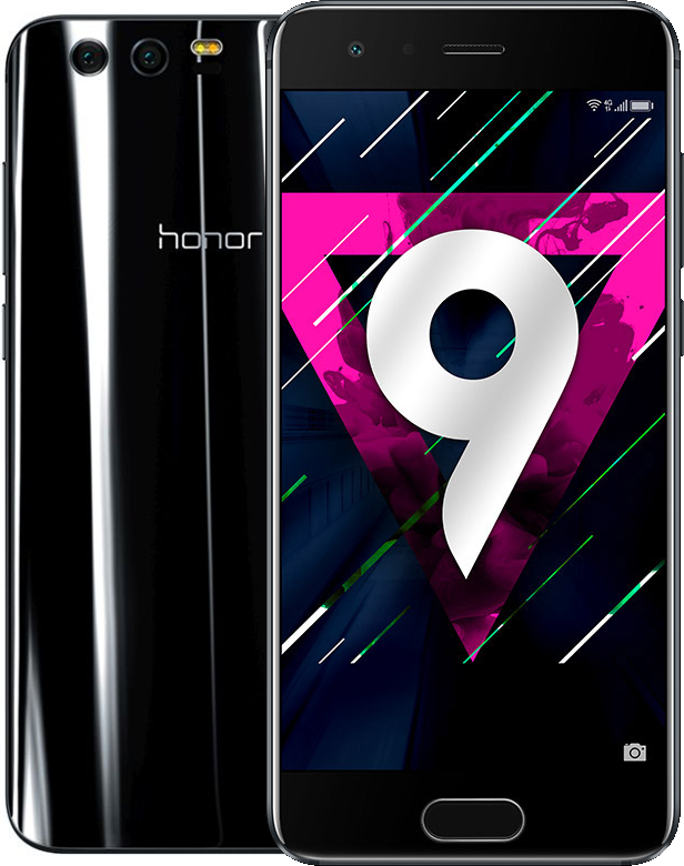 Смартфон Huawei Honor 9 64GB (черный)