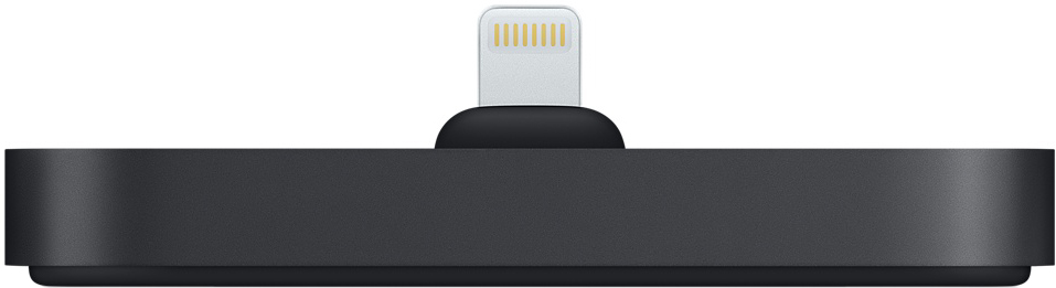 Apple iPhone Lightning Dock (черный) iPhone Lightning Dock (черный)
