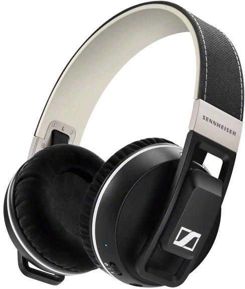 Наушники Sennheiser Urbanite XL Wireless (черный) md плеер tascam md cd1 md cd1mkiii mk3 md cd