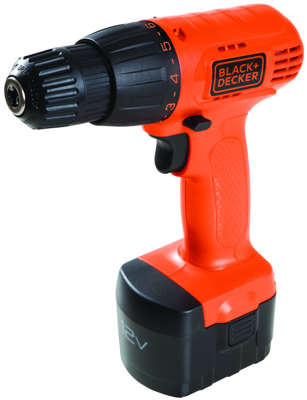 BLACK+DECKER CD121K-RU