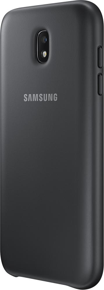 Клип-кейс Samsung Dual Layer Cover EF-PJ530 для Galaxy J5 (2017) (черный)
