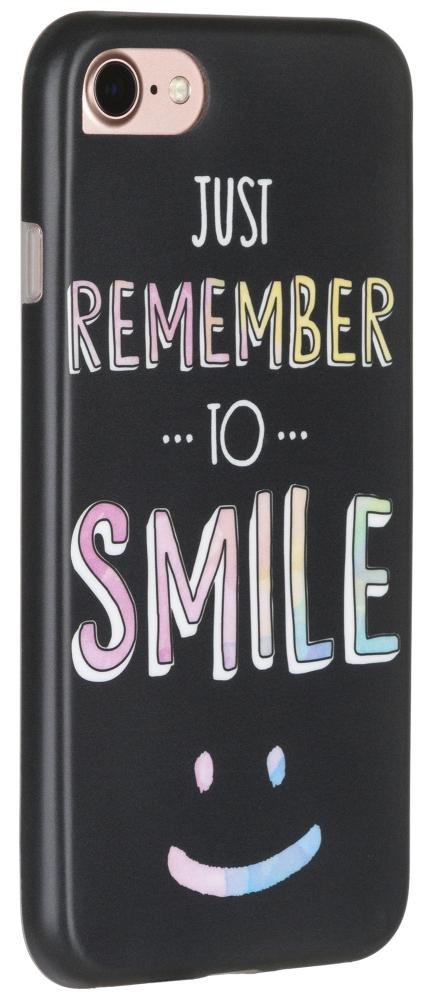i-Paint Soft Case Smile для Apple iPhone 7