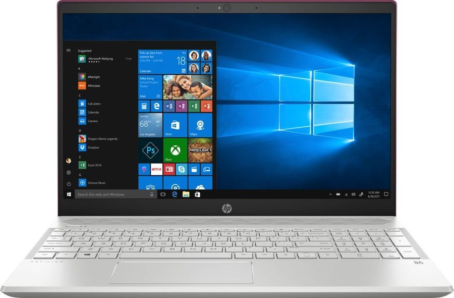 Ноутбук HP Pavilion 15-cw0009ur (AMD Ryzen 5 2500U 2000 Mhz/15.6/1920х1080/12288Mb/128Gb HDD/DVD нет/AMD Radeon Vega 8/WIFI/Windows 10 Home) 701764 501 for hp 2000 bf60ca notebook for hp 2000 laptop motherboard for amd e300 cpu with integrated 100