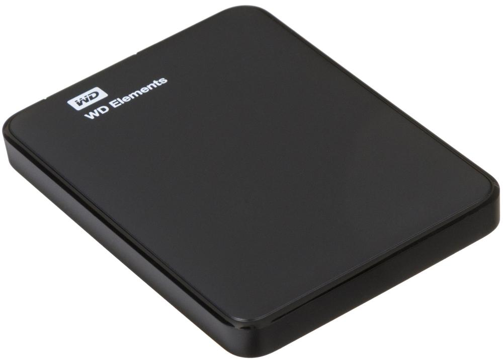 WD Elements 500GB 2.5