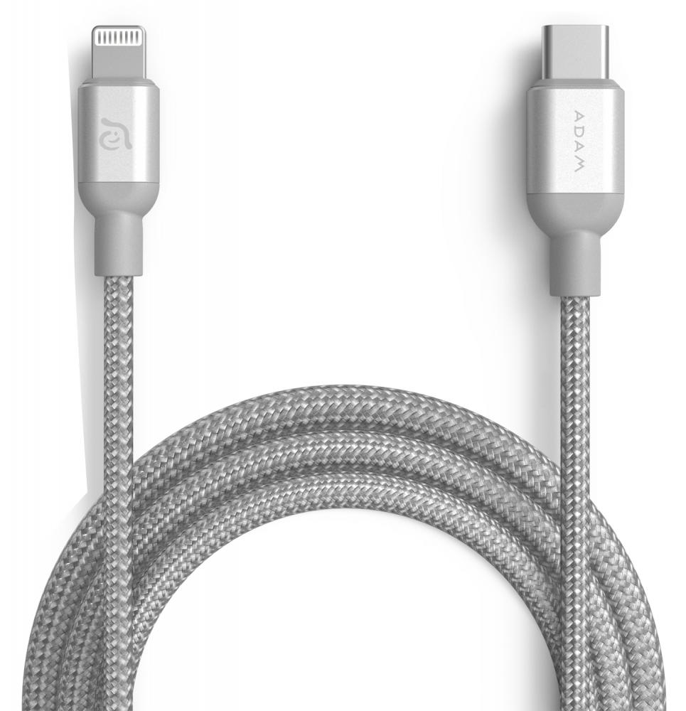 ADAM Elements USB-C - Lightning 1.2м (серебристый) adolphe adam le toreador