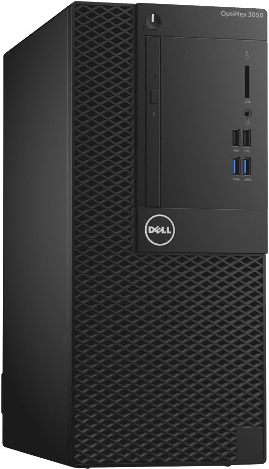 Dell Optiplex 3060-7465 MT (черный)