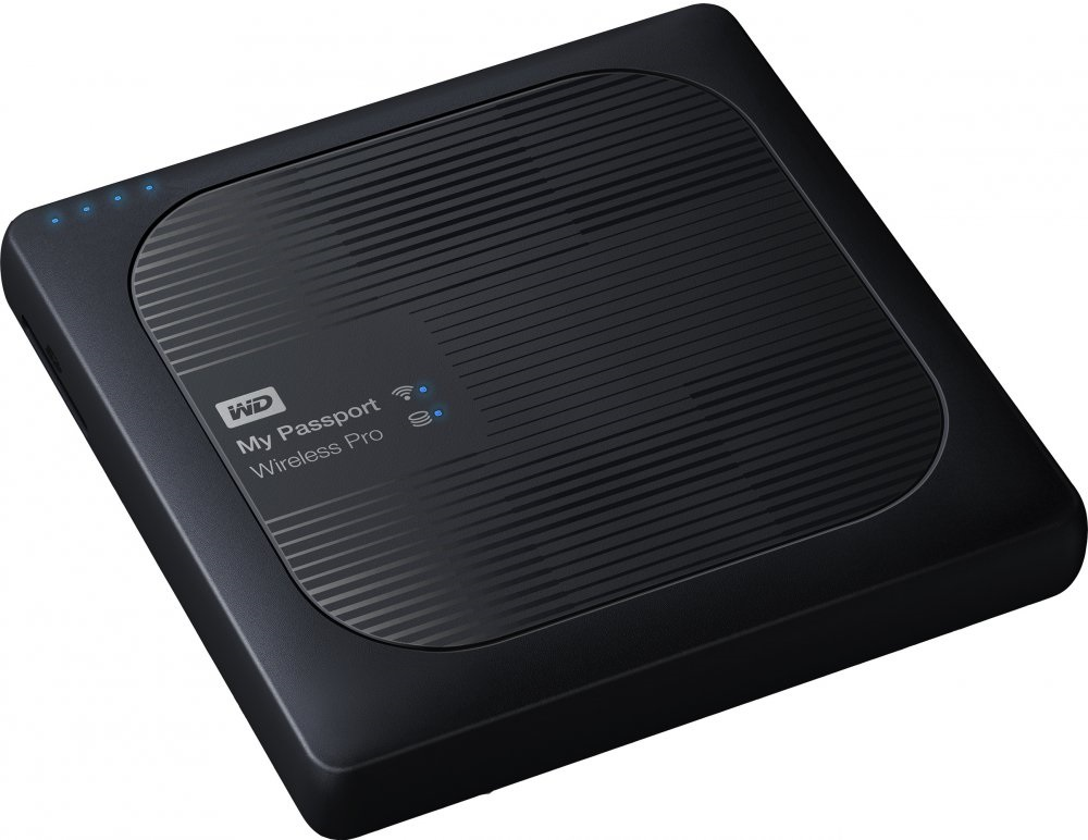 WD My Passport Wireless Pro 3TB 2,5