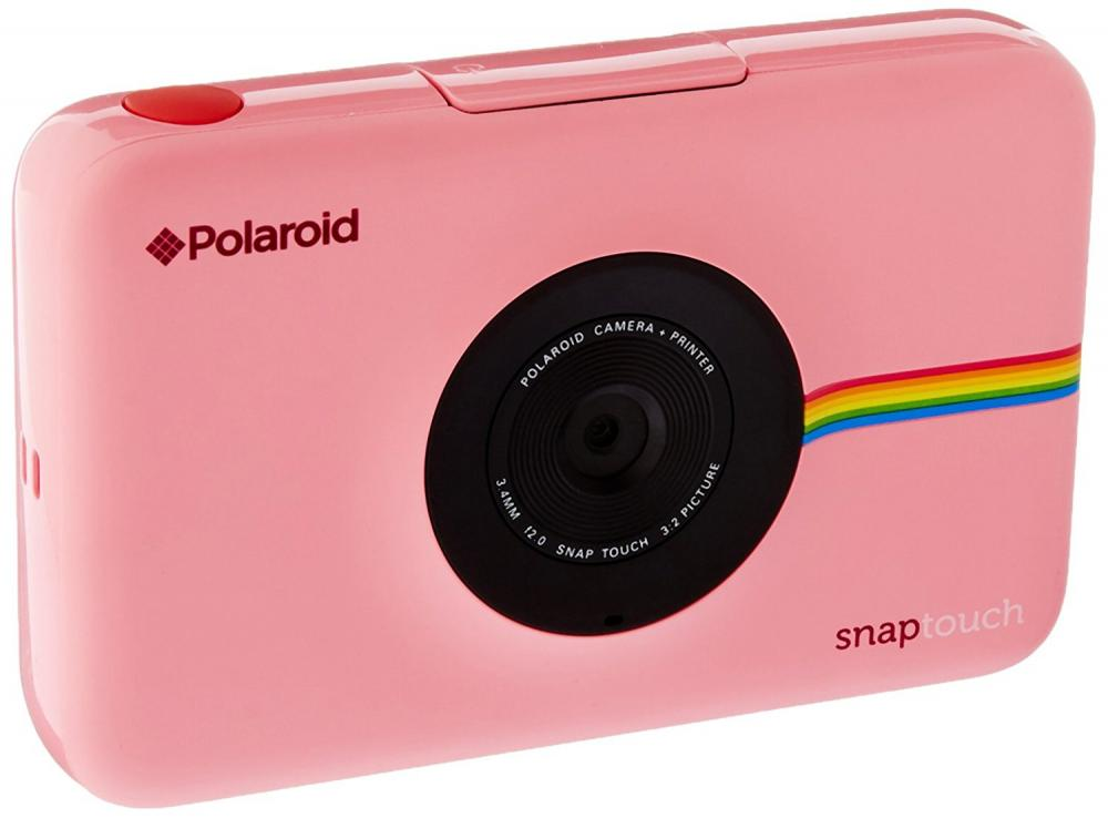 Polaroid Snap Touch (розовый)