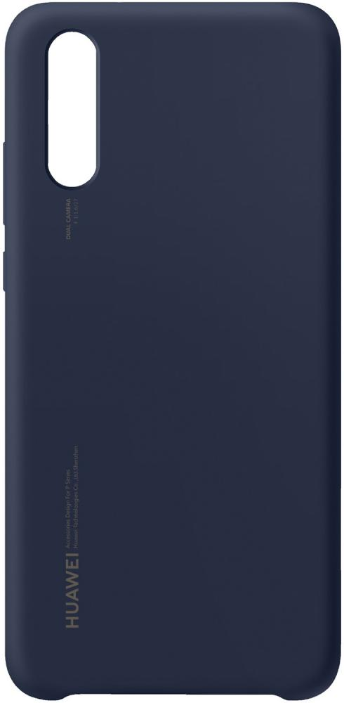 Клип-кейс Huawei Silicon Case для P20 (синий) клип кейс apple silicon case для ipad mini 4 синее море