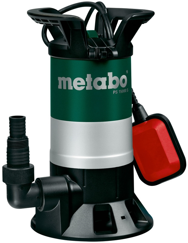 Metabo PS 15000 S насос metabo ps 15000 s 850вт 0251500000