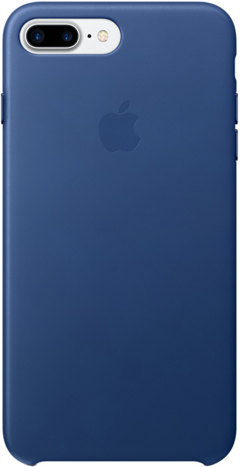 Клип-кейс Apple для iPhone 7 Plus/8 Plus (синий сапфир)