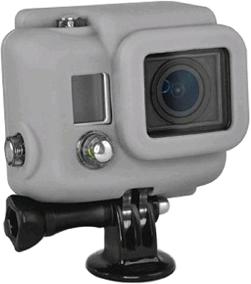 ����� Xsories Silicone Cover ��� GoPro Hero 3 (�����)