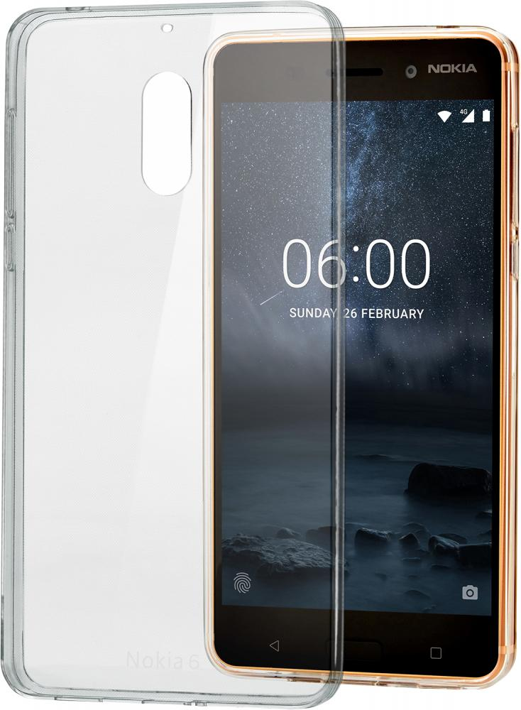 Slim Crystal CC-101 для Nokia 6