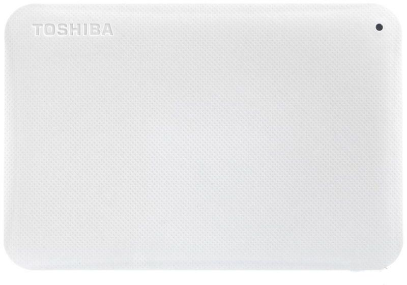 Toshiba Canvio Ready 3TB (белый)