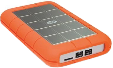 LaCie Rugged Triple 1TB 2.5''