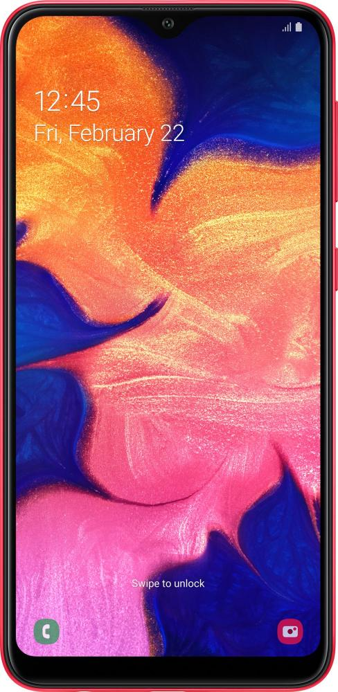 Samsung Galaxy A10 32GB (красный) SM-A105FZRGSER