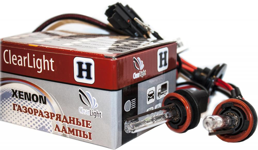 Clearlight H11 4300K 2 шт.