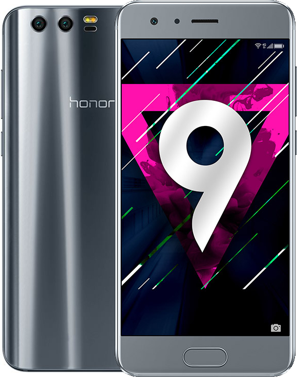 Смартфон Huawei Honor 9 Premium 128GB (серый)