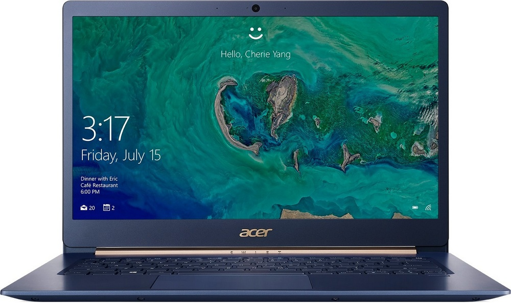 Acer Swift 5 SF514-53T-70EA (синий) цена