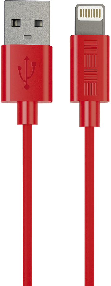 Кабель InterStep USB-Apple 8pin MFI 1м