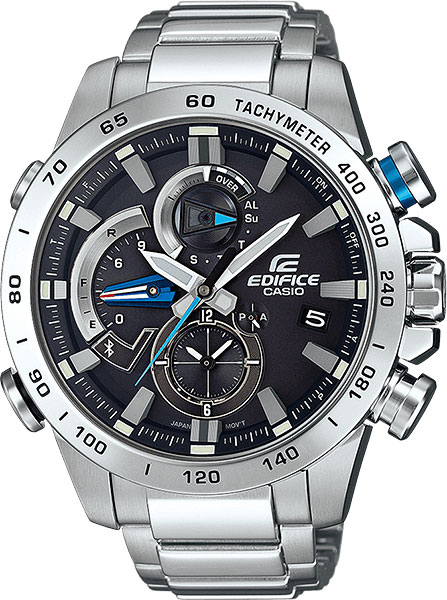 Casio Edifice EQB-800D-1A с хронографом casio casio esk 300gl 1a