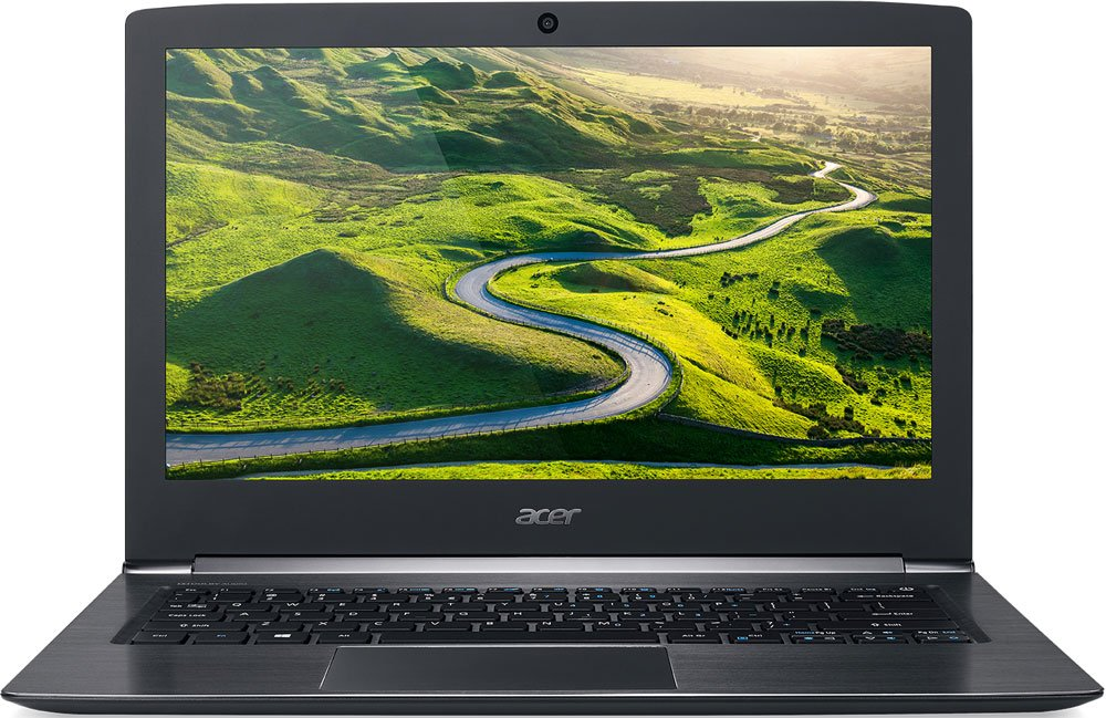 "Ноутбук Acer Aspire S5-371-53P9 (Intel Core i5-6200U 2300 Mhz/13.3""/1920х1080/8192Mb/256Gb SSD/DVD нет/Intel® HD Graphics 520/WIFI/Windows 10 Home)"