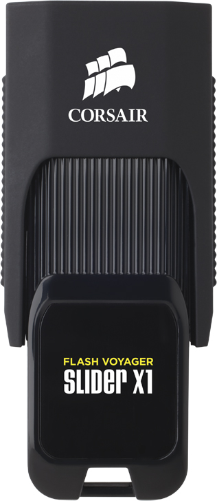 USB флешка Corsair Flash Voyager Slider 256Gb