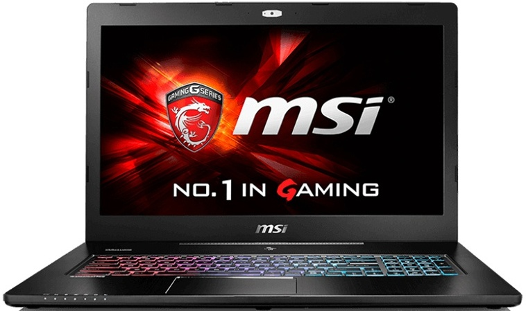 "Ноутбук MSI GS72 6QE-436RU Stealth Pro (Intel Core i7 6700HQ 2600 Mhz/17.3""/1920х1080/16384Mb/1256Gb HDD+SSD/DVD нет/NVIDIA GeForce GTX 970M/WIFI/Windows 10 Home)"