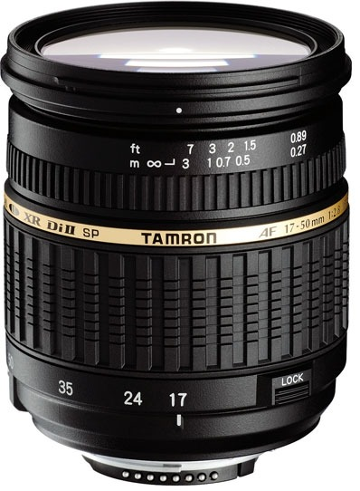 Tamron SP AF 17-50 mm f/2.8 XR Di II LD Aspherical (IF) CANON EF-S