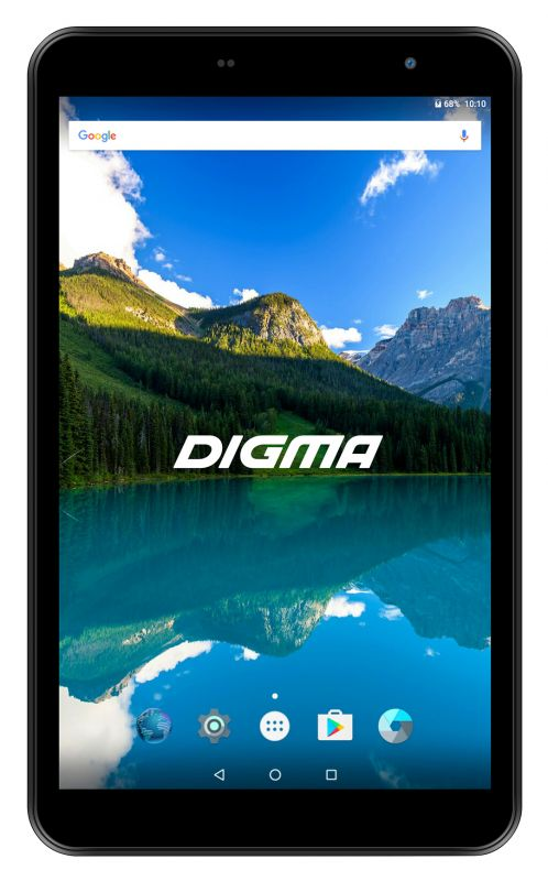 Digma Optima 8019N 4G (черный) планшет digma optima 8019n 4g black