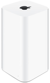 Роутер Apple AirPort Extreme ME918RU/A (белый)